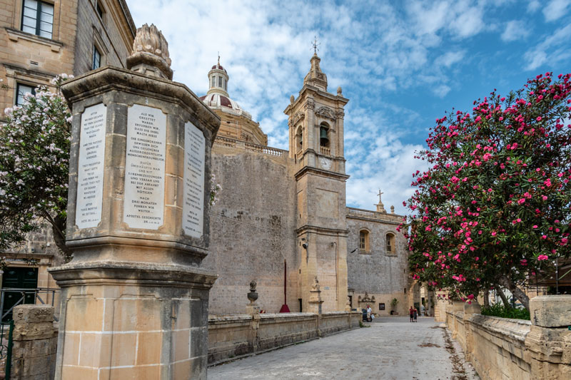 Cittadella in Gozo - culture at its best