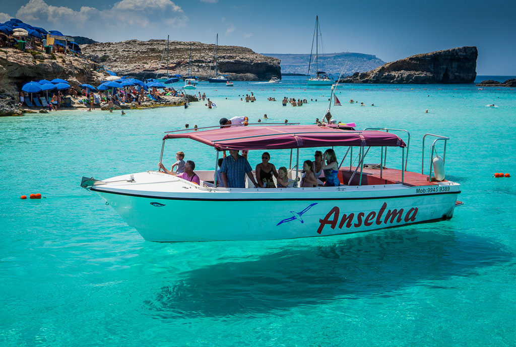 Comino Speedboat Ferry