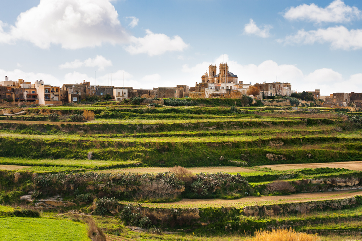 Part of your Gozo holidays should include a visit to the St. George's basilica.