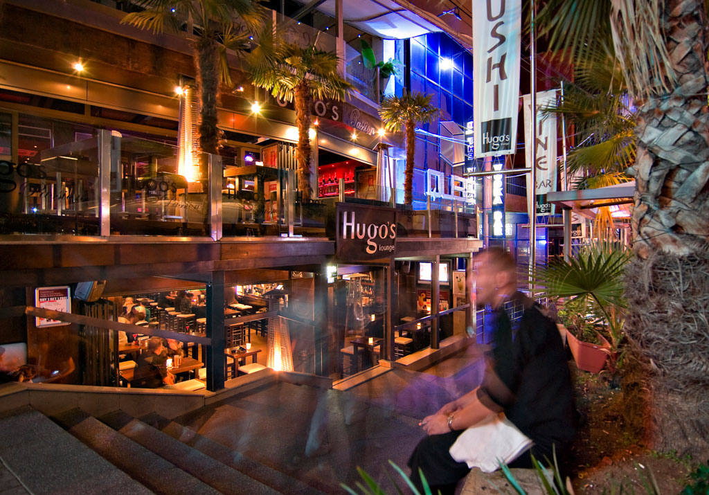 Nightlife at Paceville, St. Julian's