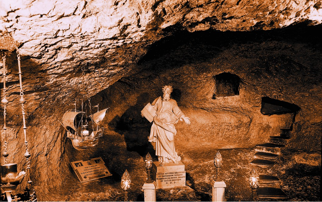 St. Paul's Grotto